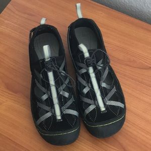 J-41 water ready shoes